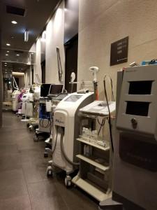 東京皮膚科形成外科銀座院、改装のご案内