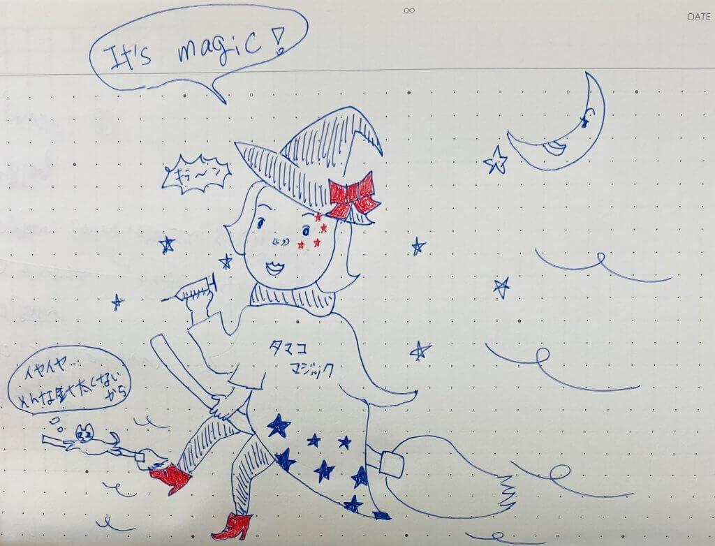 魔法のNEW FACE注射